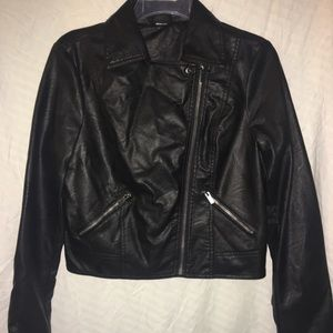 Jackets & Blazers - Full leather jacket